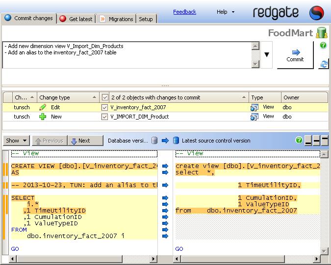 2013-11-01_Crew_SQL Source Control - Commit changes