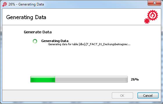 Datensätze erstellen