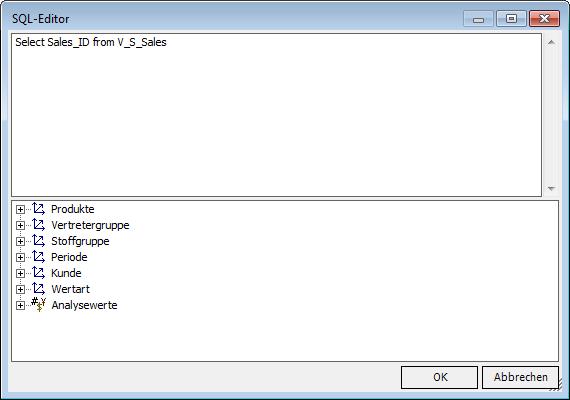 2014-01-31_Crew_SQL-Editor zur Eingabe von SQL-Code
