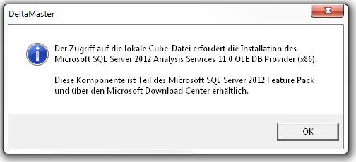 Zugriff auf eine CUB-Datei