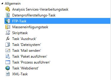 FTP-Task
