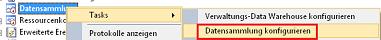 Abbildung 6 Startassistent Datensammler