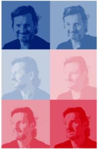 Blau-Rot Dr. Nicolas Bissantz Portrait