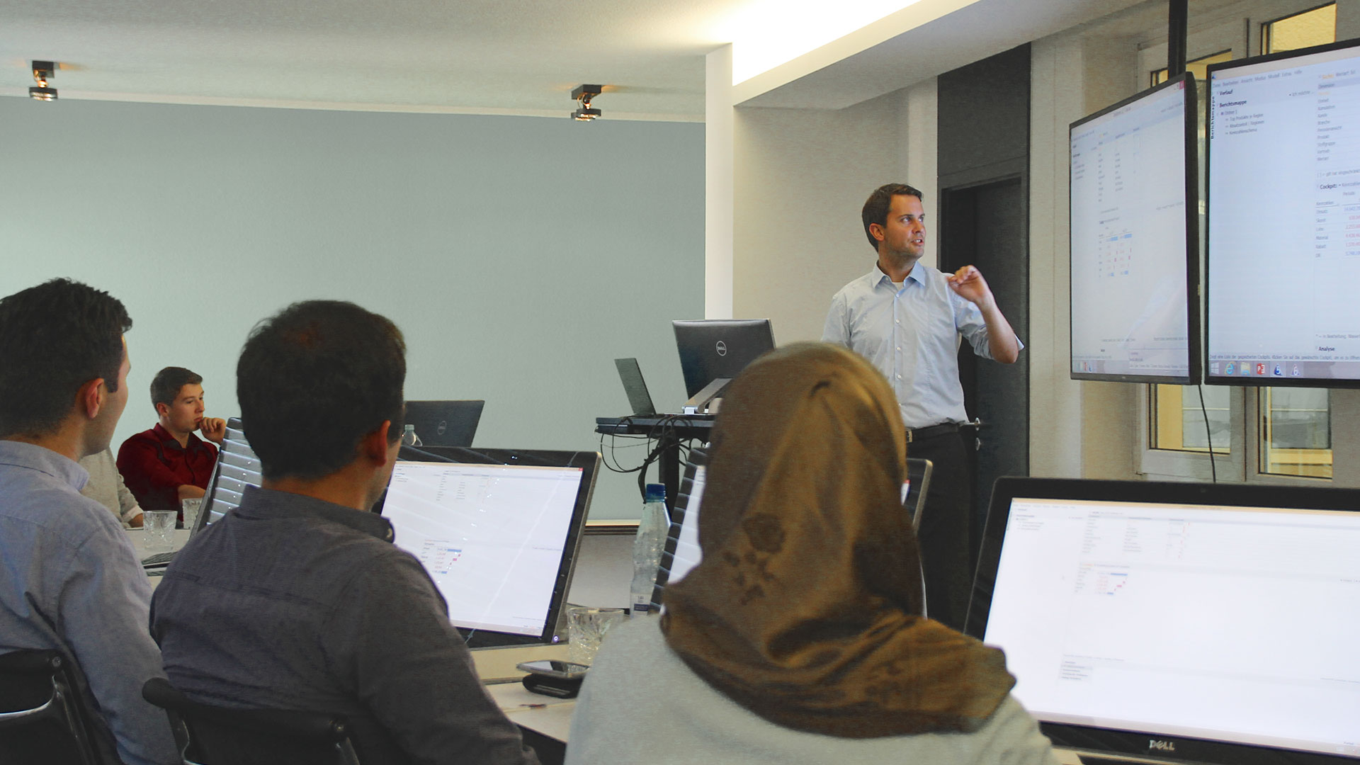 Campus: Workshop OLAP