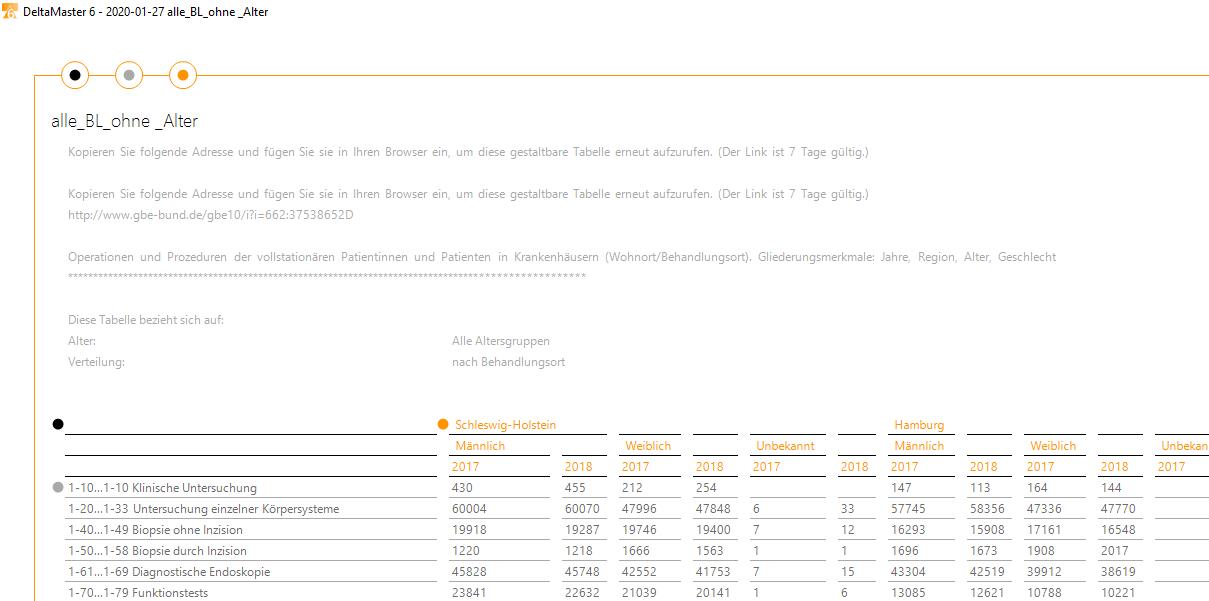 Microsoft Excel SQL Selfservice in DeltaMaster