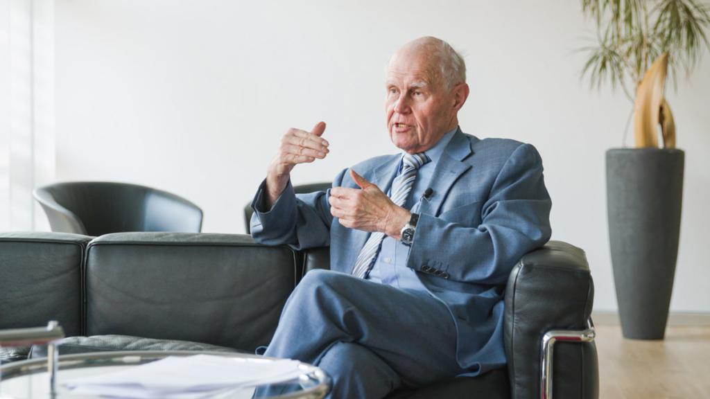 Prof. Peter Mertens im Interview über die Kernkompetenz deutscher Unternehmensgründer