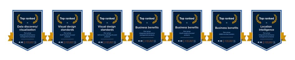 BARC BI Survey 16: DeltaMaster Top Ranking
