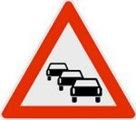 Symbol 124: traffic jams, old