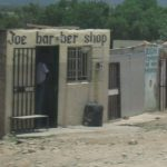 Barber Shop in Opuwo