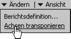 Achsen transponieren