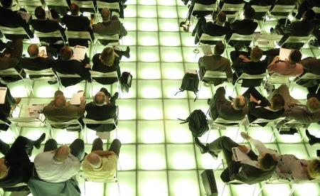 """Executive-Forum """"Vom Guerillacontrolling zur Management Intelligence"""" am 25.05.2009 im Delphinium des Sofitel am Gendarmenmarkt in Berlin"""