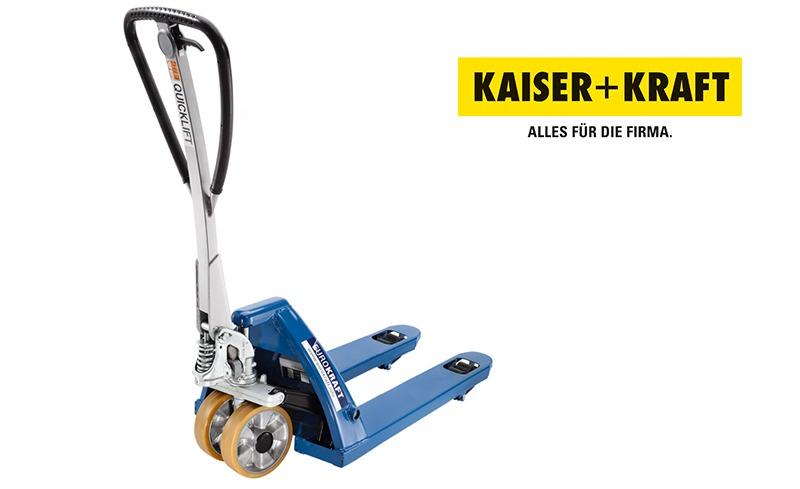 Kundendatenanalyse bei KAISER+KRAFT