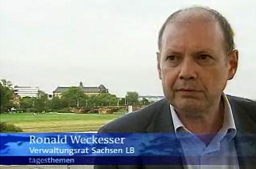 Ronald Weckesser - Verwaltungsrat Sachsen LB
